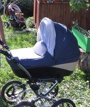 Продам универсальную коляску Anmar Hamer LUX 2 в 1