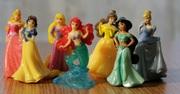 полная коллекция принцесс киндер