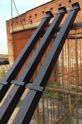 Столбы металлические от производителя. Доставка бесплатно